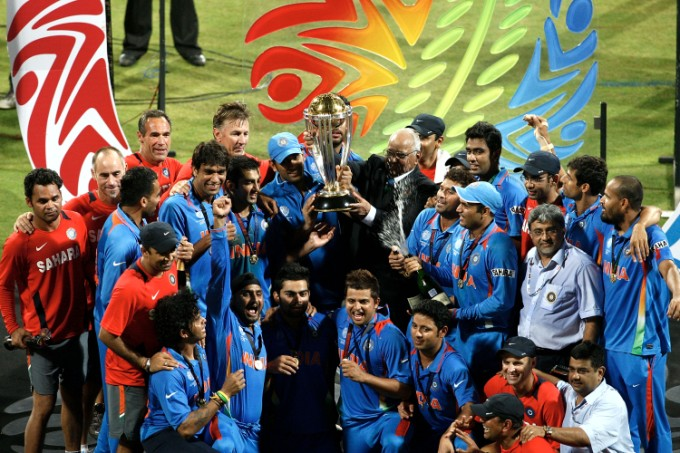 cricket world cup 2011 final moments. won cricket world cup 2011